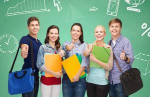 image étudiants
